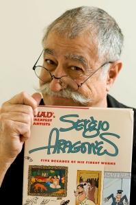 Guest of Honor Sergio Aragones