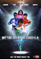 power ranger starwars poster