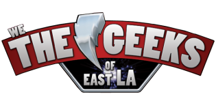 we the geeks of east la logo