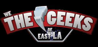 we the geeks of east la logo