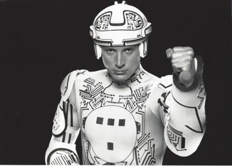 Bruce Boxleitner- Tron 1